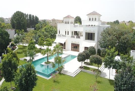 Al Barari Show Villas