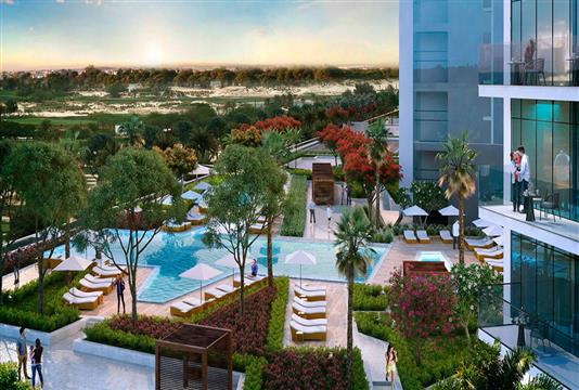 Damac Radisson Hotel