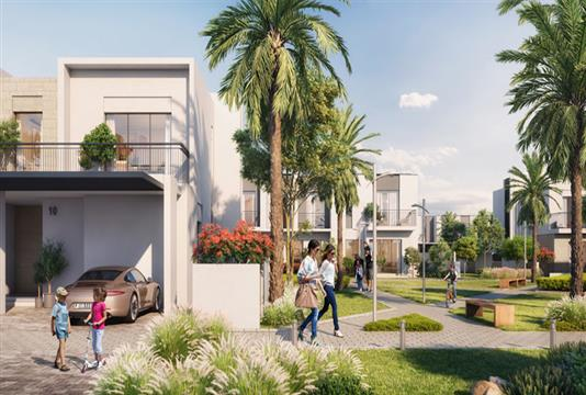 Emaar Greenview Villas