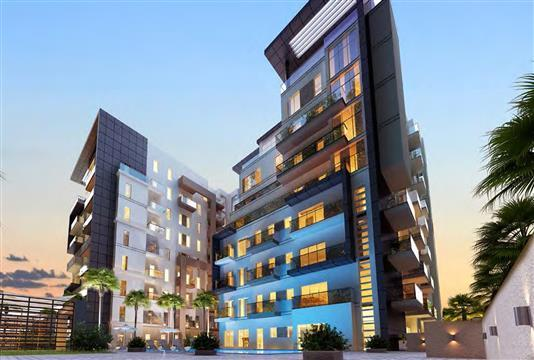 Damac Tenora Apartments