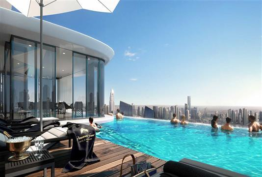 Damac Hollywood Glamour