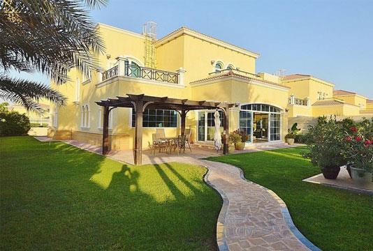 Regional Jumeirah Park Villas
