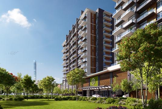 Wilton Park Residences Phase 2