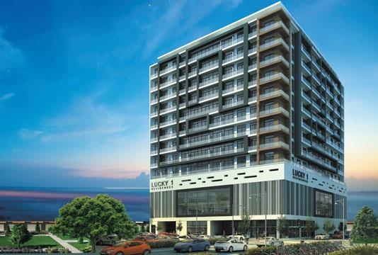 Lucky 1 Residences