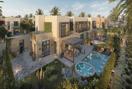 AlJurf Shaden Villas