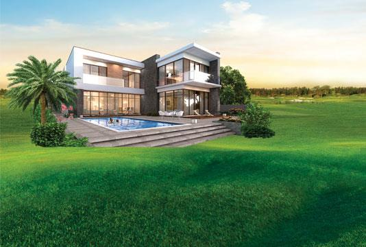 DAMAC Villas by Paramount