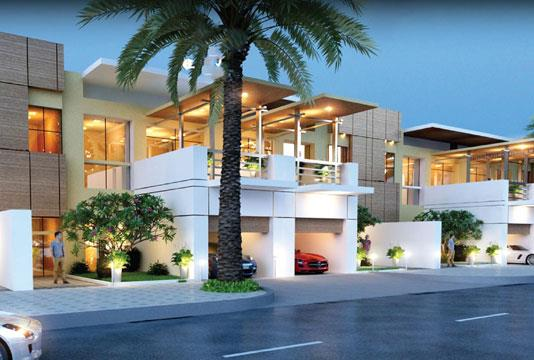 Almass Villas Plots