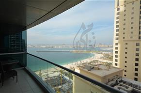 Deluxe 5* Hotel Apt | Sea View | No comm