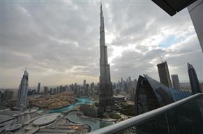 2 Bed with Burj View - The Address BLVD