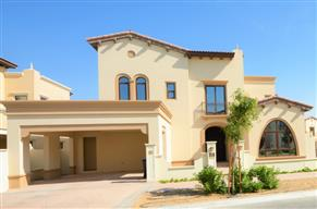 Beautiful End Unit 4BR Villa Ready to Go