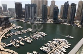 2 Bedrooms 1320 Sq Ft Apartment for Sale in AED 1650000 at Marina Dubai