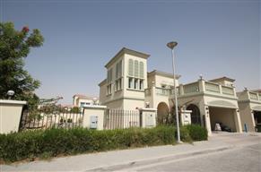 Med villa on a big plot, quiet location