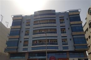 Full commercial floor opposite ADCB metro