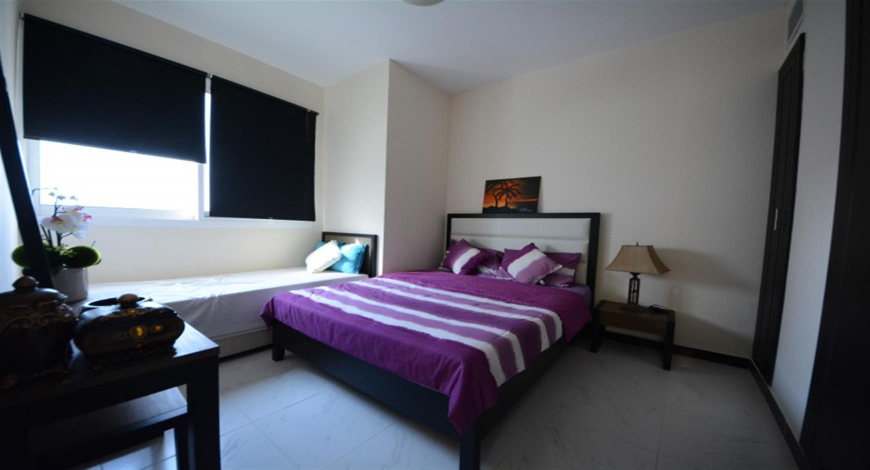 A spacious two double bedroom apartment