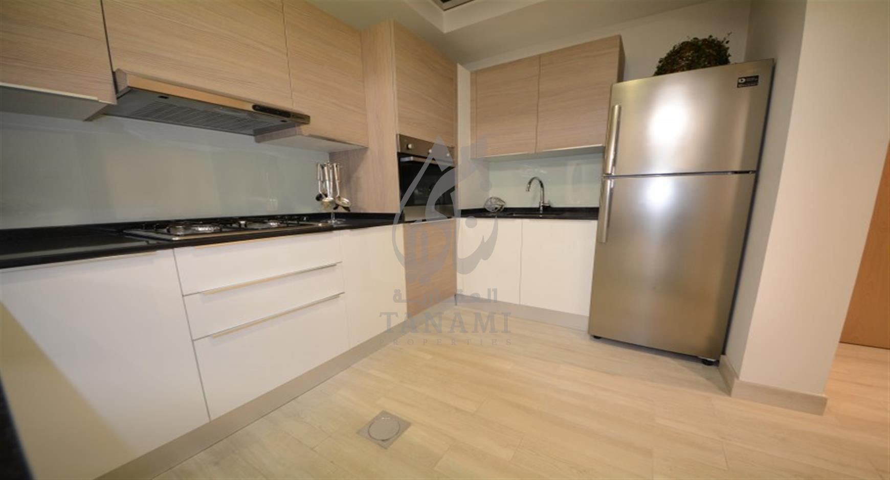 Stylish 1BR apartment in quiet location
