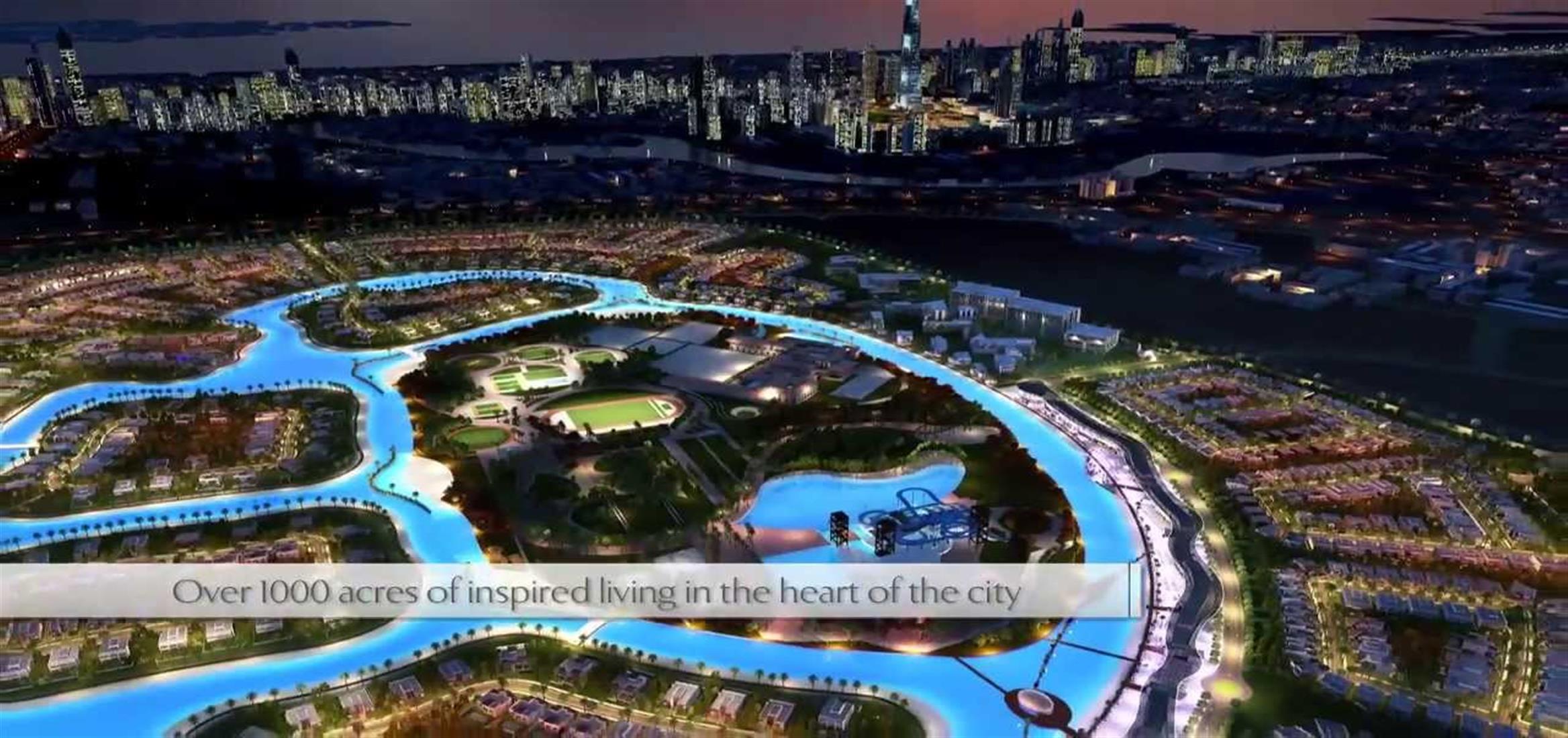 Mohd Bin Rashid City