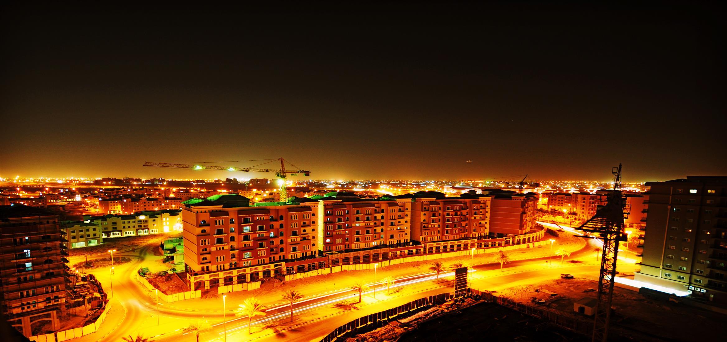 International City Dubai