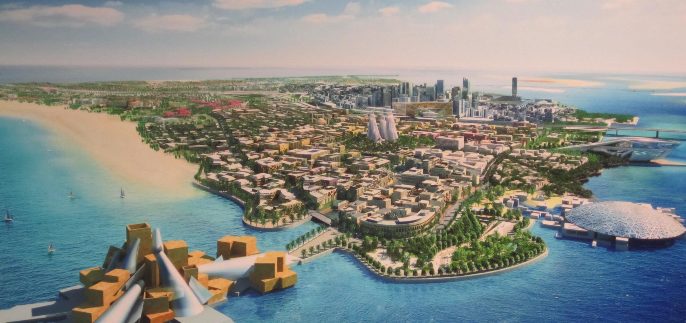 Saadiyat - Abu Dhabi
