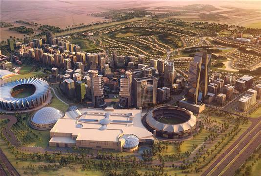 Dubai Sports City