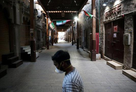 Two-week Lockdown in Dubai as Gulf States battle for Coronavirus