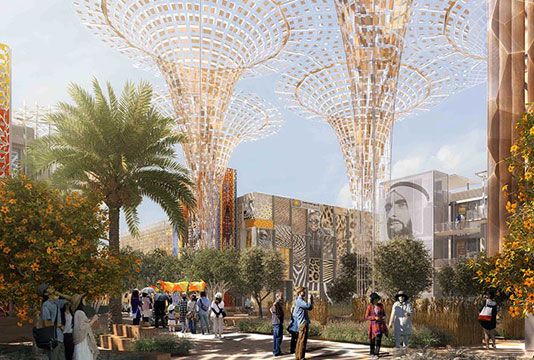 COVID 19 Impact on Expo 2020 Dubai